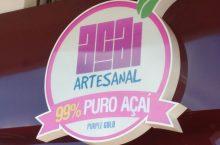 Açaí Artesanal, 99% puro açai, purple gold, CLN 402, Asa Norte