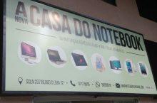 A Nova Casa do Notebook CLN 207, Asa Norte