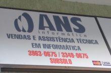 ANS Informática, Vendas e Assistência Técnica em Informática, CLN 406, Asa Norte