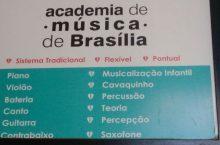 Academia de Música de Brasilia, CLN 201, Asa Norte