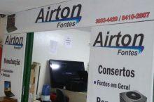 Airton Fontes Informática e Eletrônica CLN 207 Asa Norte