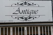 Antique, Antiquário, CLN 102, Asa Norte
