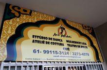 Aris Medri, Estudio de Dança, Ateliê de Costura, Mulherices Loja, Teatro de Bolso, Café, 716 Norte