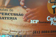 Aulas de Percussão Bateria ICP, CLN 207, Asa Norte