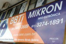 BBTI Informática e Eletrônica CLN 207 Asa Norte