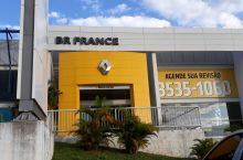 BR France É Renault.É negócio certo, subida do colorado!