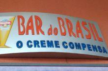 Bar do Brasil, o creme compensa, CLN 201, Asa Norte