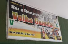 Bar e Restaurante Velha Guarda, Quadra 302 Norte
