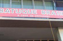 Batuque Brasil, a casa de percussão, CLN 201, Asa Norte