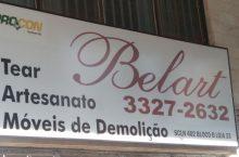 Belart, Tear, Artes, Móveis de Demolição, CLN 402, Norte, Asa Norte