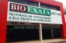 Bio Exata Farmácia de Manipulação, Quadra 703 Norte, Asa Norte