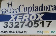 Bsb Copiadora, Xerox, CLN 402, Asa Norte