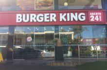 Burger King, Quadra 408, Asa Sul, Comércio de Brasília