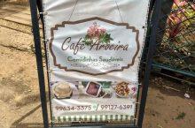Café Aroeira, Polo Verde, Lago Norte, saída norte