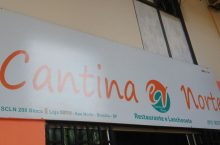 Cantina Norte Restaurante CLN 208 Asa Norte