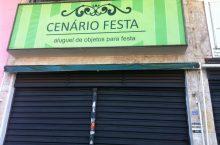 Cenário Festa, Aluguel de objetos para festa, CLS 410, Asa Sul, Comércio Brasilia