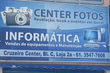 Center Foto e Informática, Cruzeiro Center, Cruzeiro