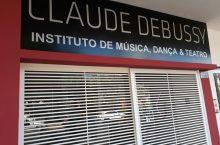 Claude Debussy, Instituto de música, dança, teatro, 716 Norte, Asa Norte