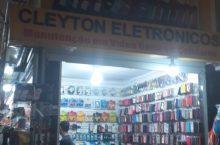 Cleyton Eletrônicos, Feira do Guará