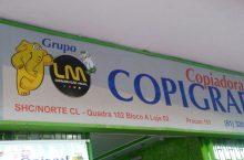 Copiadora Copigraf, CLN 102, Asa Norte