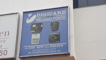 DigiCard Relógio de Ponto, Quadra 302 Norte