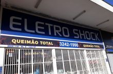 Eletro Shock Elétrica, Rua das Elétricas, 110 Sul, Asa Sul