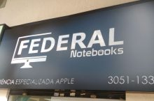 Federal Notebooks, Assistência Técnica Apple CLN 207, Asa Norte