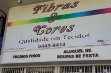 Fibras e Cores, Tecidos Finos, CLS 306, Asa Sul