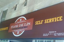 Flor de Liz Restaurante Self Service, CLN 404, Asa Norte