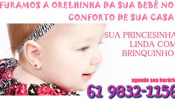 FURO ORELINHA