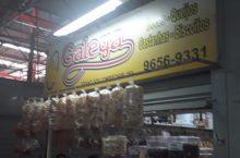 Galega, doces, queijos, castanhas e biscoitos, Feira do Guará