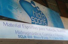 Hidro Sports materiais esportivos, CLN 402, Asa Norte