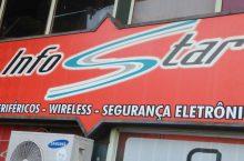 InfoStar Informática, Periféricos, Wireless, segurança eletrônica, CLN 406, Asa Norte
