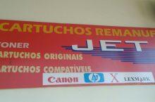 JET Cartuchos Remanufaturados CLN 208, Asa Norte