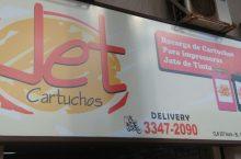 Jet Cartuchos CLN 207, Asa Norte