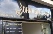 John John Hair, Salão de Beleza, CLN 207, Asa Norte