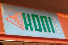 Koni Store Restaurante, Comida Japonesa, CLN 201, Asa Norte