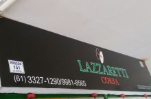 Lazzareti Corsa,  SCLN 404, Asa Norte