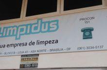 Limpidus, a sua empresa de limpeza, CLN 201, Asa Norte