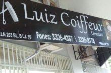 Luiz Coiffeur, Unissex CLN 203, Bloco C, Asa Norte