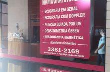 Mamografia digital, Centro Clinico Sudoeste, Brasília-DF