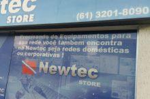 Newtec Store, redes domésticas e corporativas, Soluções em TI, CLN 406, Asa Norte