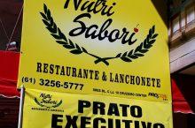 Nutri Sabor, Restaurante e Lanchonete, Cruzeiro Center, Cruzeiro