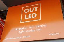 Out Led, Lâmpadas, Led, elétrica, A3 Lampadas, Rua das Elétricas,  109 Sul