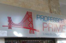 Professor Prime, Inglês com experiência, CLN 402, Asa Norte