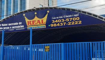 Real Acessórios, o maior mercado de peças e acessórios, SIA Trecho 6,