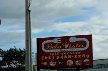 Restaurante Bela Vista, self-service, Lago Norte