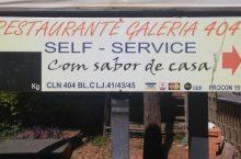 Restaurante Galeria 404  CLN 404, Asa Norte