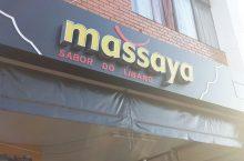 Restaurante Massaya, Sabor do Líbano, 411 Norte, Asa Norte