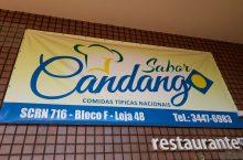 Restaurante Sabor Candango, Comidas Típicas Nacionais, 716 Norte